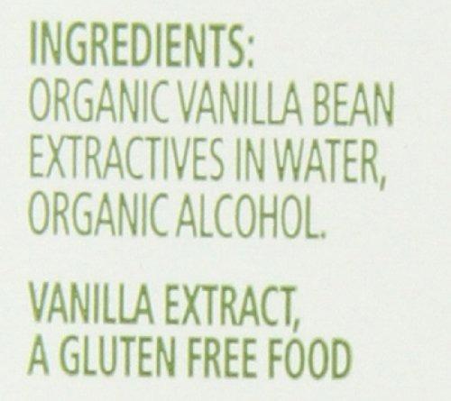 extrato baunilha bourbon orgânico de madagascar 118 ml