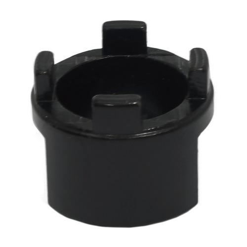 extrator de roda livre 4 pinos - tsw - preto
