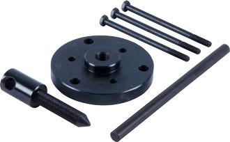 extrator de rotor xt600 - tecnofusi / ferpec