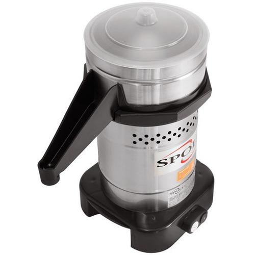 extrator de suco industrial aço inox bivolt potenza spolu