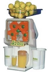 extrator e espremedor de laranja juicemachine 120 ltr. hora