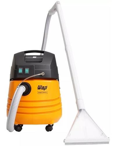extratora lavadora 1600w 25l 110ou220v carpetcleaner wap vap