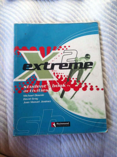 extreme 2 - students book - richmond