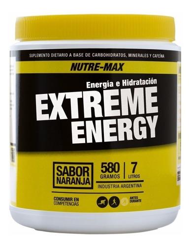 extreme energy nutre-max mega energía pre-entreno!!