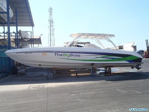 extreme marine 38 pies 2012