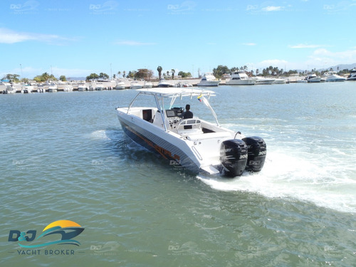 extreme marine 38 pies  2014