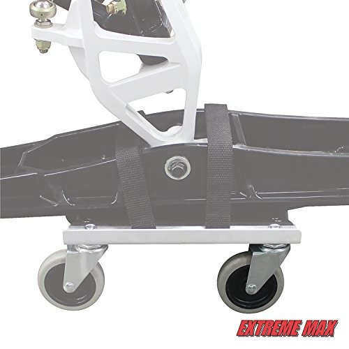 extreme max 58000246 replacement snowmobile dolly rueda