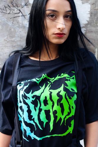 extreme moderne azul/verde t-shirt headz mx streetwear
