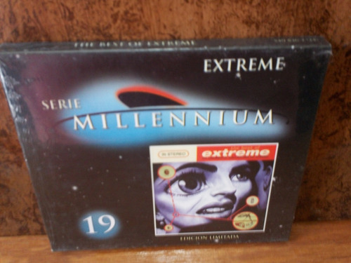 extreme. the best. serie millennium. cd.