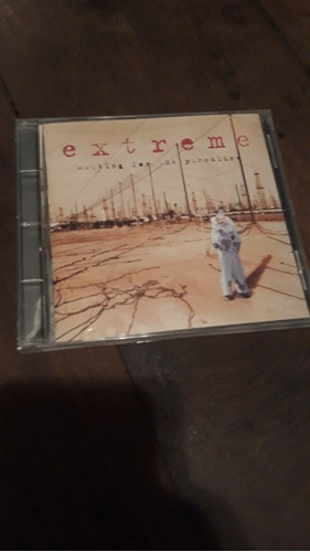 extreme waiting for the punchline cd usa