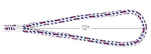 extremo máximo 30062081 boattector doble trenzado nylon mue