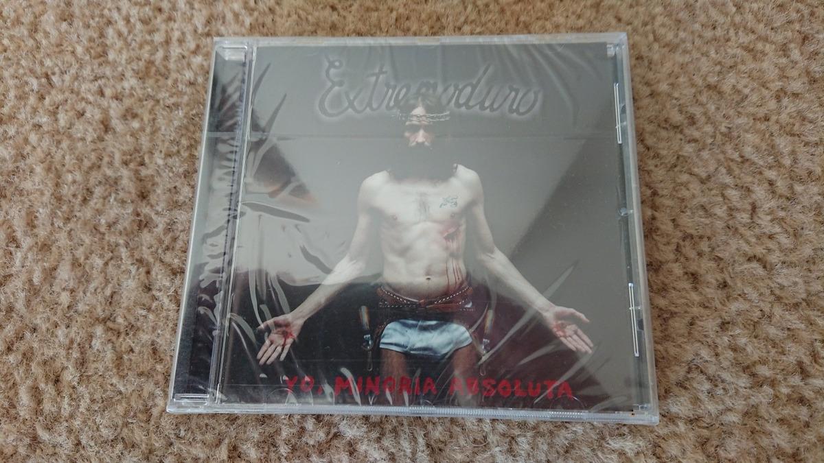 gratis cd extremoduro - yo minoria absoluta