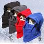 Mascara O Capucha Para Proteger El Frio