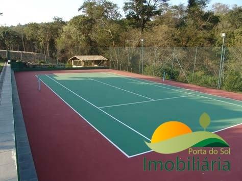 exuberante - estilo rústico com lago e quadra de tênis  - 25
