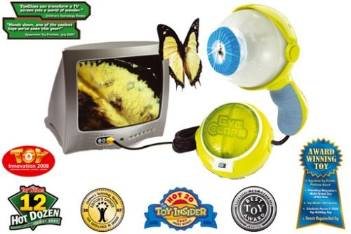 eyeclops bionic eye multizoom green