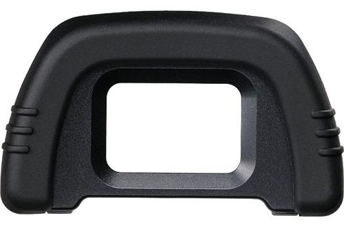 eyecup ocular visor borracha nikon dk-21 d7100 d7000 d300
