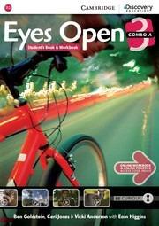 eyes open 3 a - student s book & workbook - cambridge
