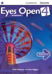 eyes open 4 - workbook - cambridge