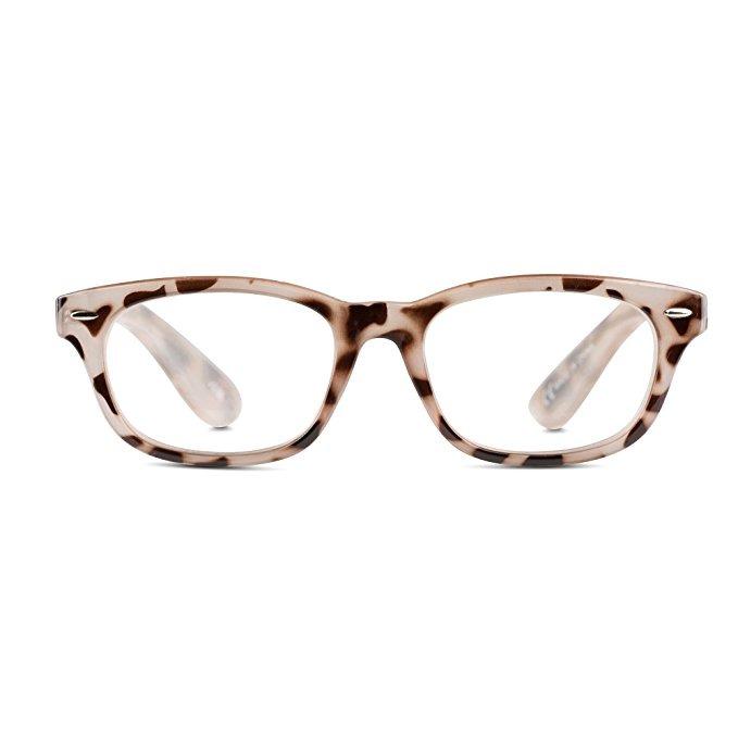 Eyesquared Gafas De Lectura - Plástica Superior Moda Marcos ...