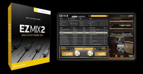 ez drummer 2 + todas las expansiones + ezmix 2   pc   mac