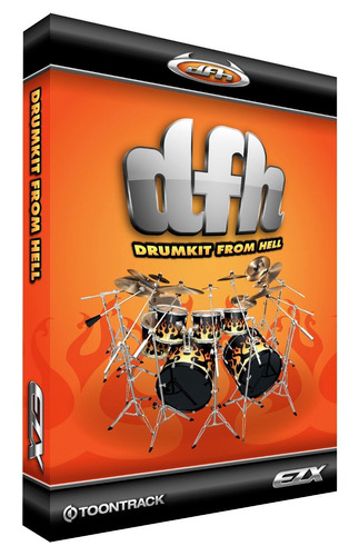 ez drummer expansion drumkit from hell