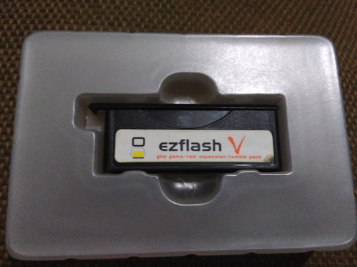 ez flash v 3-in-1 expansion pack - gba/nds!