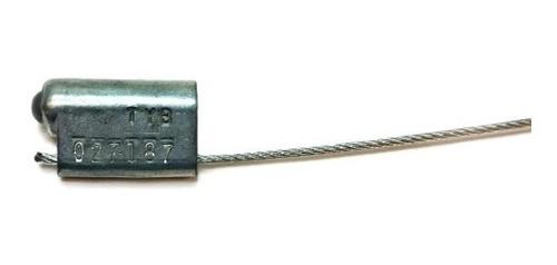 ez lock de 1/16 x 30 cm (caja de 100 pz )