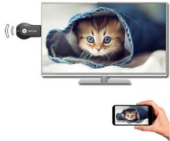 ezcast m2 miracast dlna wifi smart tv chromecast original