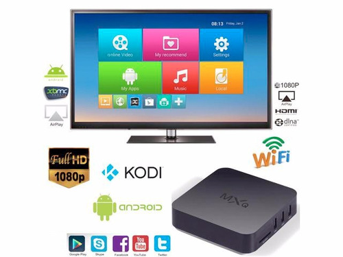 ezcast mxq  android tv box smart tv 64821 fernapet