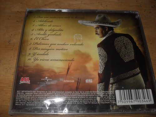 ezequiel peña un tributo a mi idolo cd nuevo envio gratis