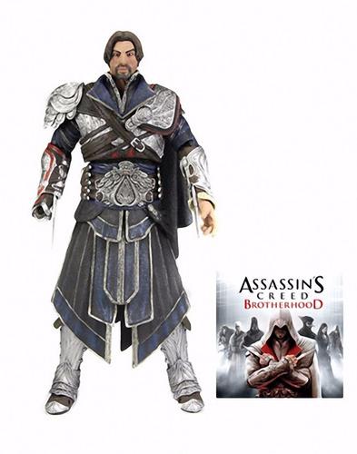 ezio onyx assassin assassins creed brotherhood game neca