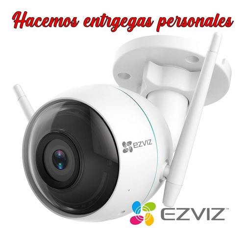 ezviz cámara de seguridad para exteriores con wifi 1080p,