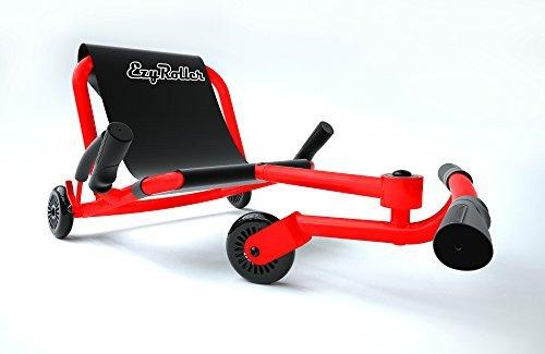 ezyroller classic ride on - neon red- envío gratis