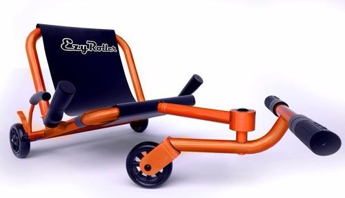 ezyroller rojo clásico montable niños scooter avalancha df