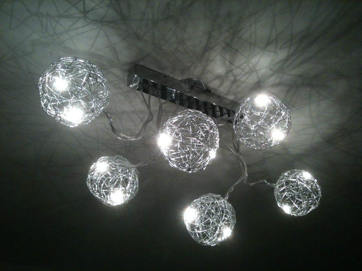 Como hacer una lampara de techo moderna beautiful elegant - Lamparas techo modernas ...