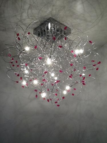 Ezzolamps lamparas colgantes arañas modernas fabricante led ...