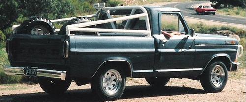 f 100 modelo 1972 diesel