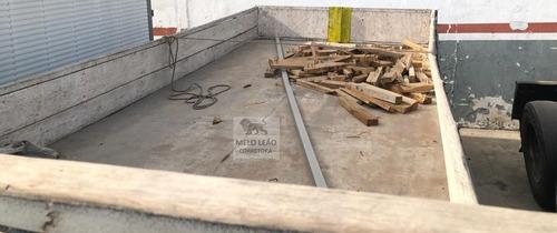 f-12000 sapão - 97/97 - toco, carroceria de madeira