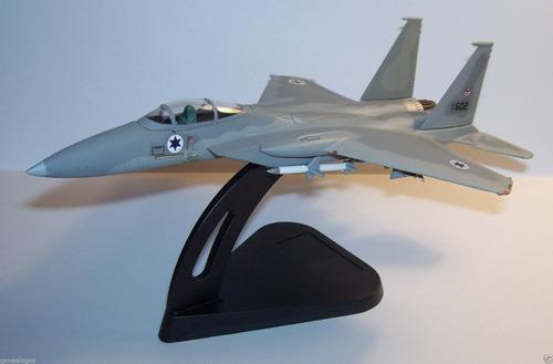f-15c eagle israel mcdonnell douglas.italeri 1/100.impecable
