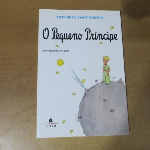 f-1livro - o pequeno principe - antoine de saint exupery