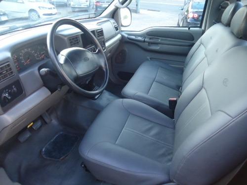 f-250 4.2 xlt turbo intercooler cabine simples 2003