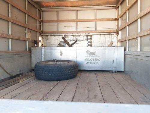 f-350 - 07/07- cabine dupla, 4 portas, carroceria de madeira