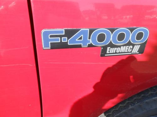 f 4000 carroceria  4x 2
