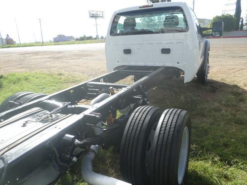 f-450 super duty 5 toneladas gasolina v10 2012