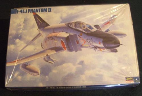 f-4ej phantom, hasegawa