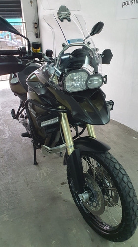 f 800 gs full y muy completa, impecable
