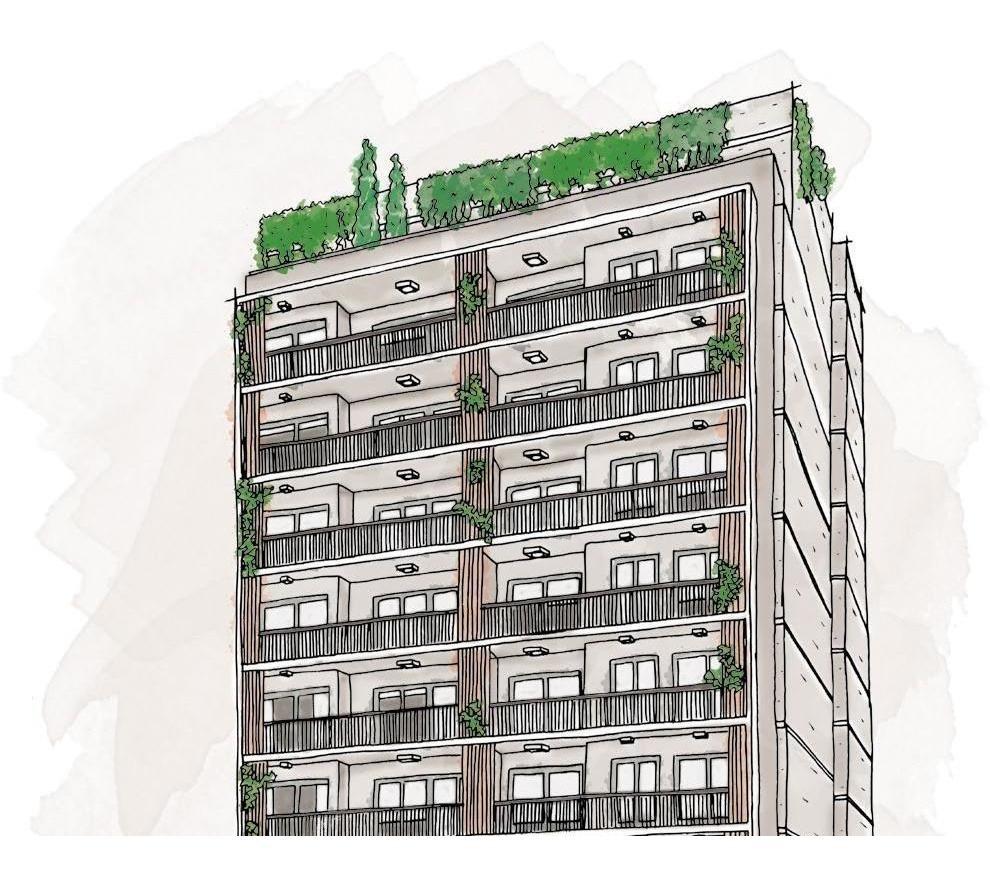 f. beiró 5023 6  b  dpto 3 amb a estrenar frente  balcón  - villa devoto-