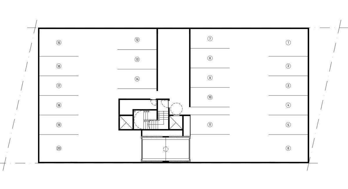f. beiró 5023 7  f  dpto 2 amb a estrenar 59 m2 cfte con balcón - villa devoto