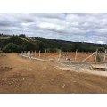 f. chacaras de1000m² construção imediata!!!!