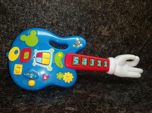 f-juguete guitarra micky niño